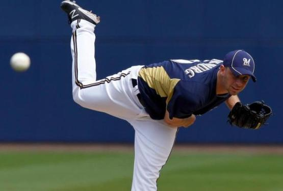 Tyler Thornburg performed well this spring, but did he crack our list of winners?
