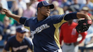 Peralta will have to hone his pitches in triple-A to start his 2012 campaign