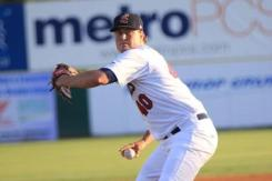 Nelson's has set his expectations high for 2013. / MiLB.com