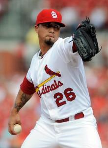 Kyle+Lohse+Cleveland+Indians+v+St+Louis+Cardinals+ElMtMivOpPbl